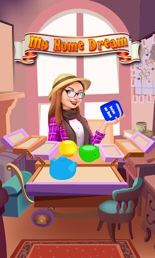 My Home Dreams : Match 3 Puzzle 1.3 screenshots 1
