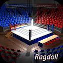 Drunken Boxer - Ragdoll Boxing 3D icon
