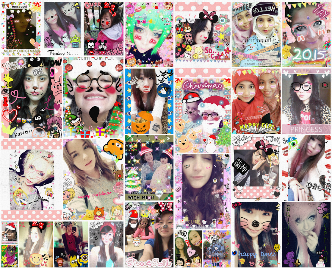 NEW GirlsCamera2, Kawaii Japan- screenshot