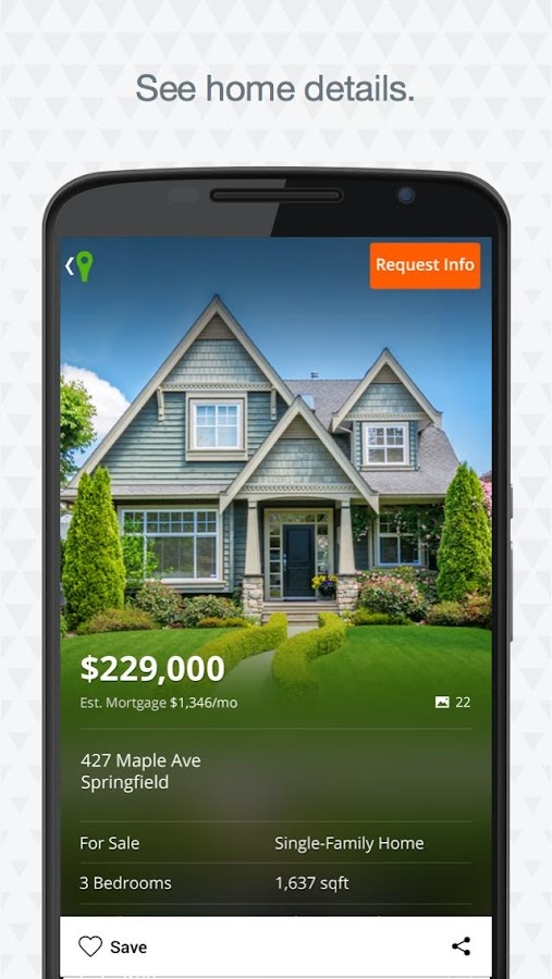 Trulia Real Estate & Rentals- screenshot