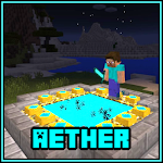 Aether MCPE Mod Addon Icon