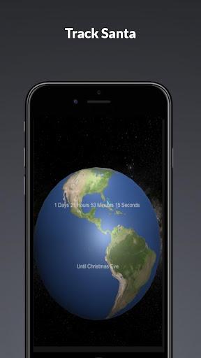 Christmas Countdown & Santa Tracker android2mod screenshots 1