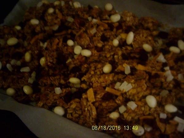 My Favorite Granola Recipe