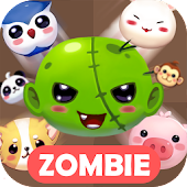 Pet Crush Zombie