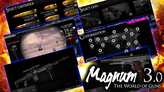 Magnum 3.0 Gun Custom Simulator MOD APK [Unlimited Money] 9