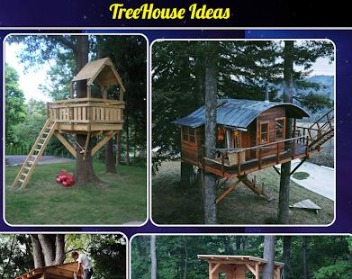 TreeHouse Ideas - náhled