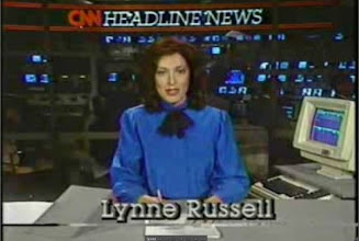 Photo: Lynne Russell, CNN Headline News