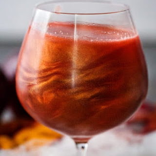 Poisoned Apple Cider Cocktail.