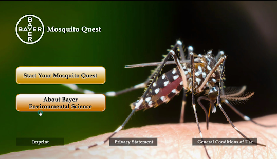 Mosquito Quest- screenshot thumbnail