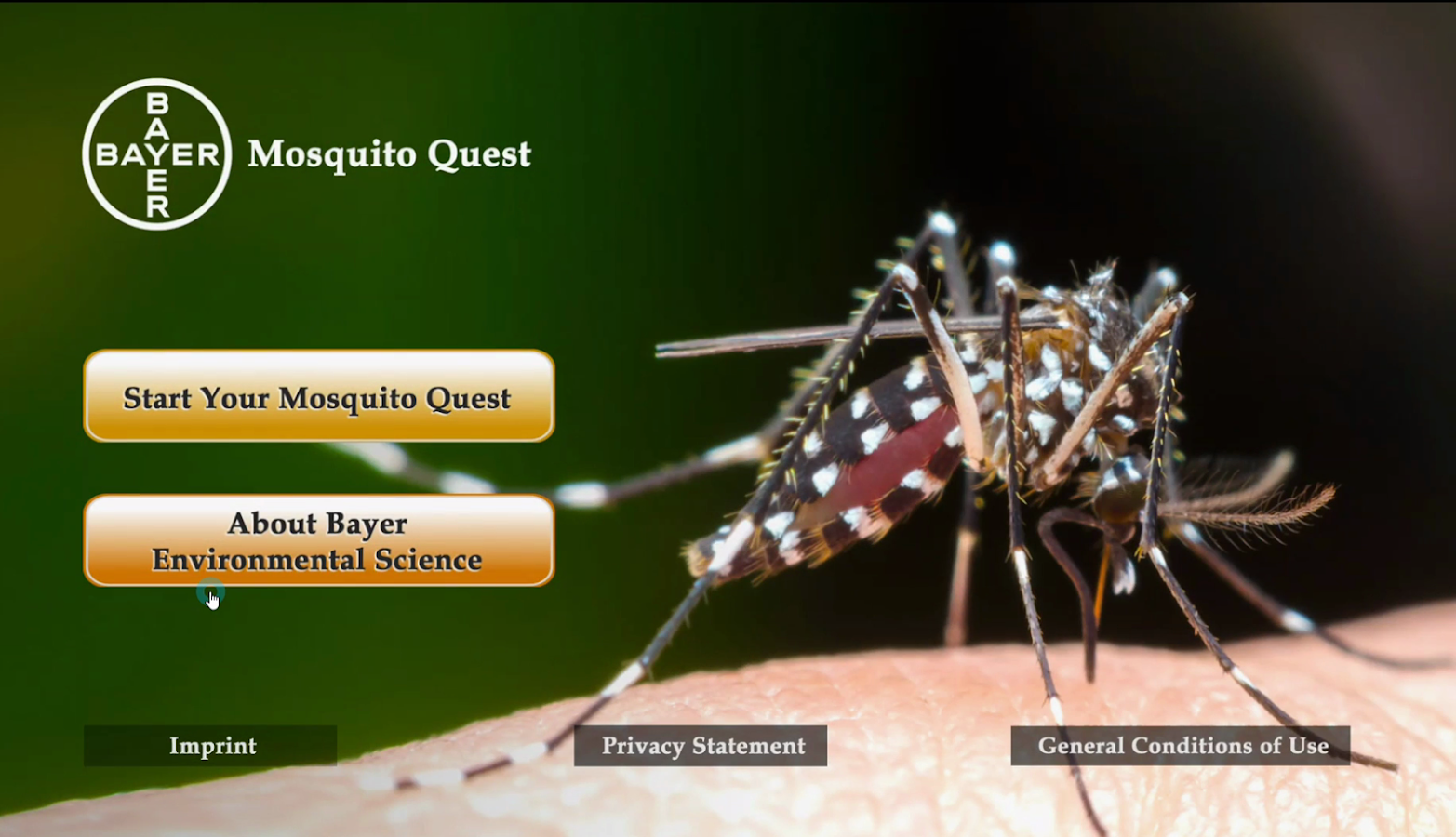 Mosquito Quest- screenshot