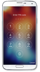 OS 10 Lock Screen screenshot 3