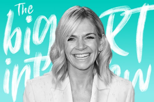 """Zoe Ball on the Radio 2 Big Bee Challenge, Monty Don and how gardening is """"life-changing"""""""