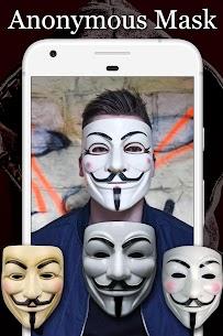 Anonymous Mask Photo Editor Free 1
