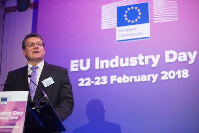 EU Industry Day - Photo credit: © European Union, 2018/Source: EC - Audiovisual Service