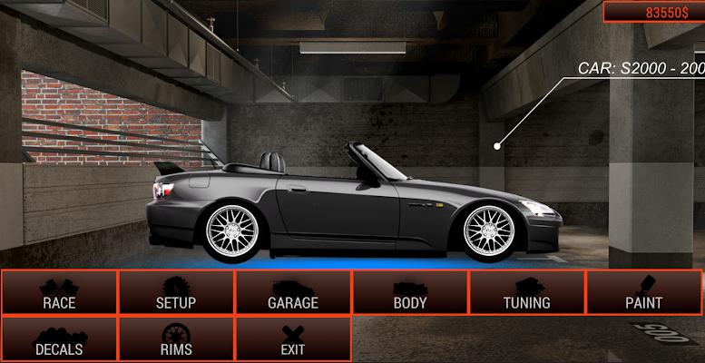 Pro Racing Reload 2D - screenshot