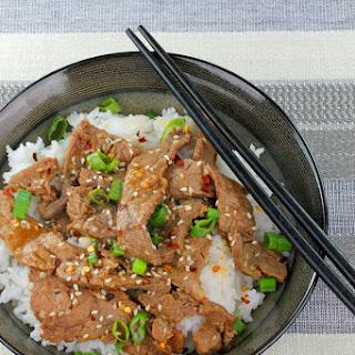 Korean Bulgogi Recipe