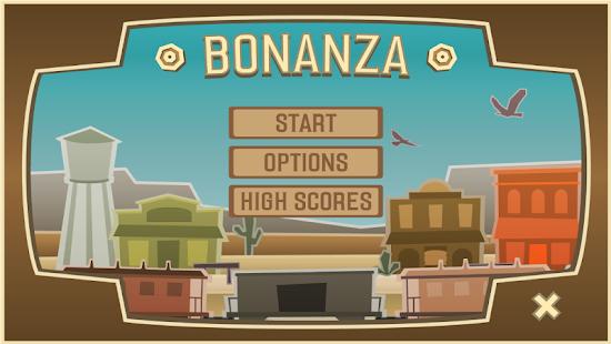 Bonanza screenshot