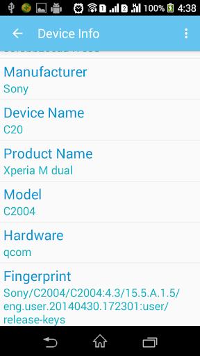 Device ID Changer Pro [ADIC]  screenshots 5