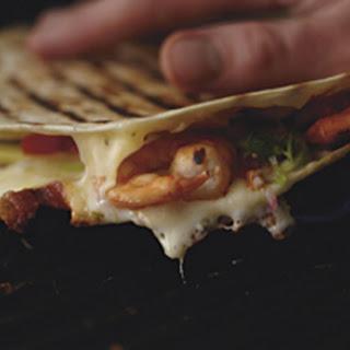 Shrimp & Jack Quesadilla