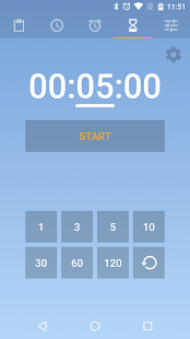 Early Bird Alarm Clock Screenshot