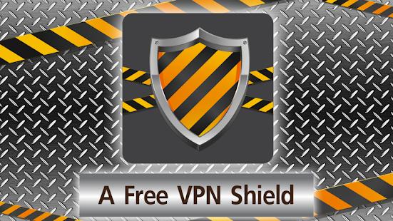A Free VPN Shield screenshot