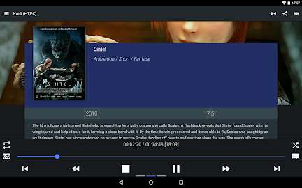 Yatse, the Kodi / XBMC Remote Screenshot 14