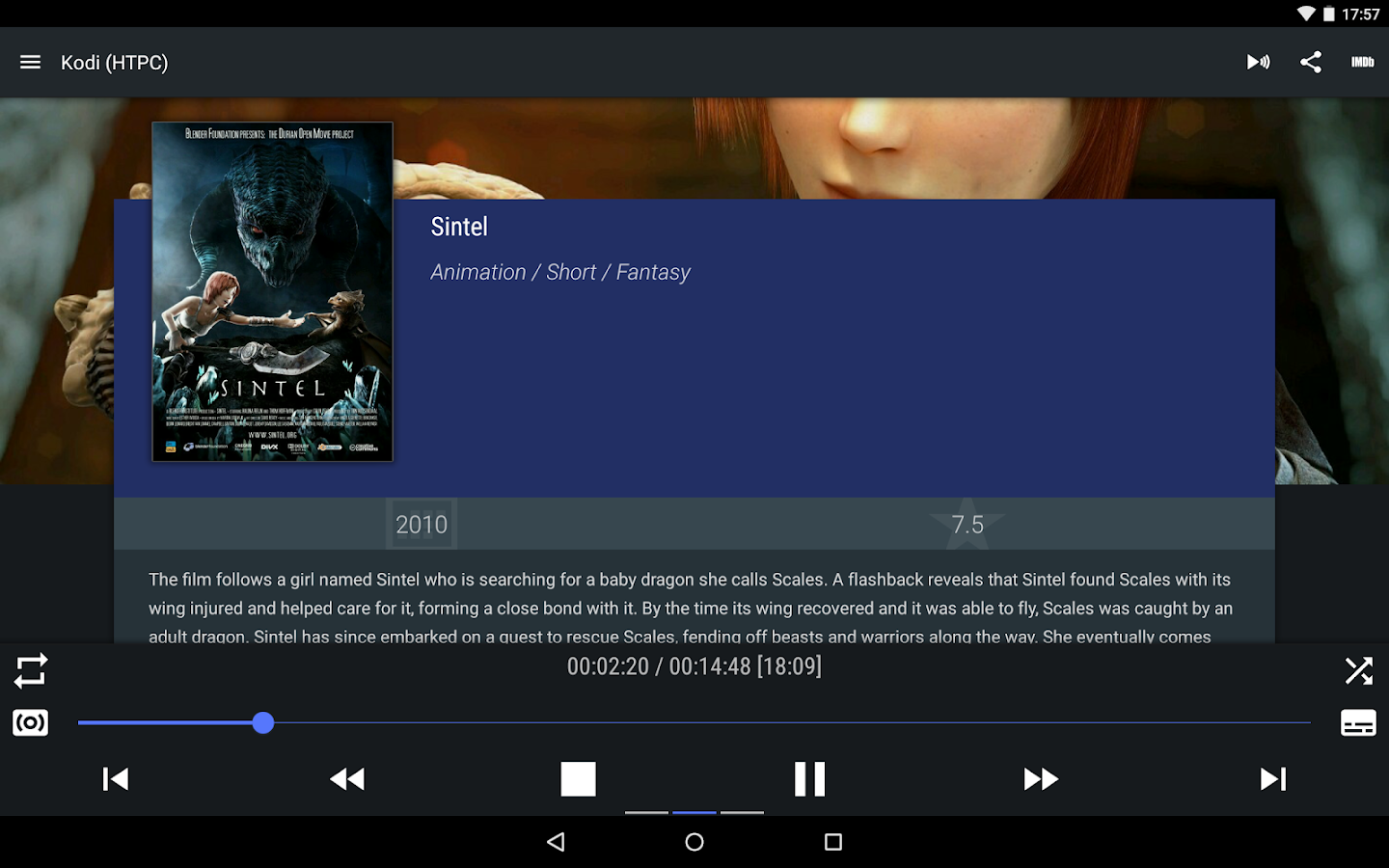 Yatse, the Kodi Remote - Android Apps on Google Play