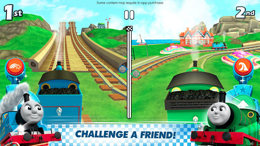 Thomas & Friends: Go Go Thomas 2.1 screenshots 4