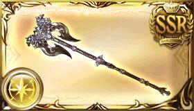 銀の依代の杖