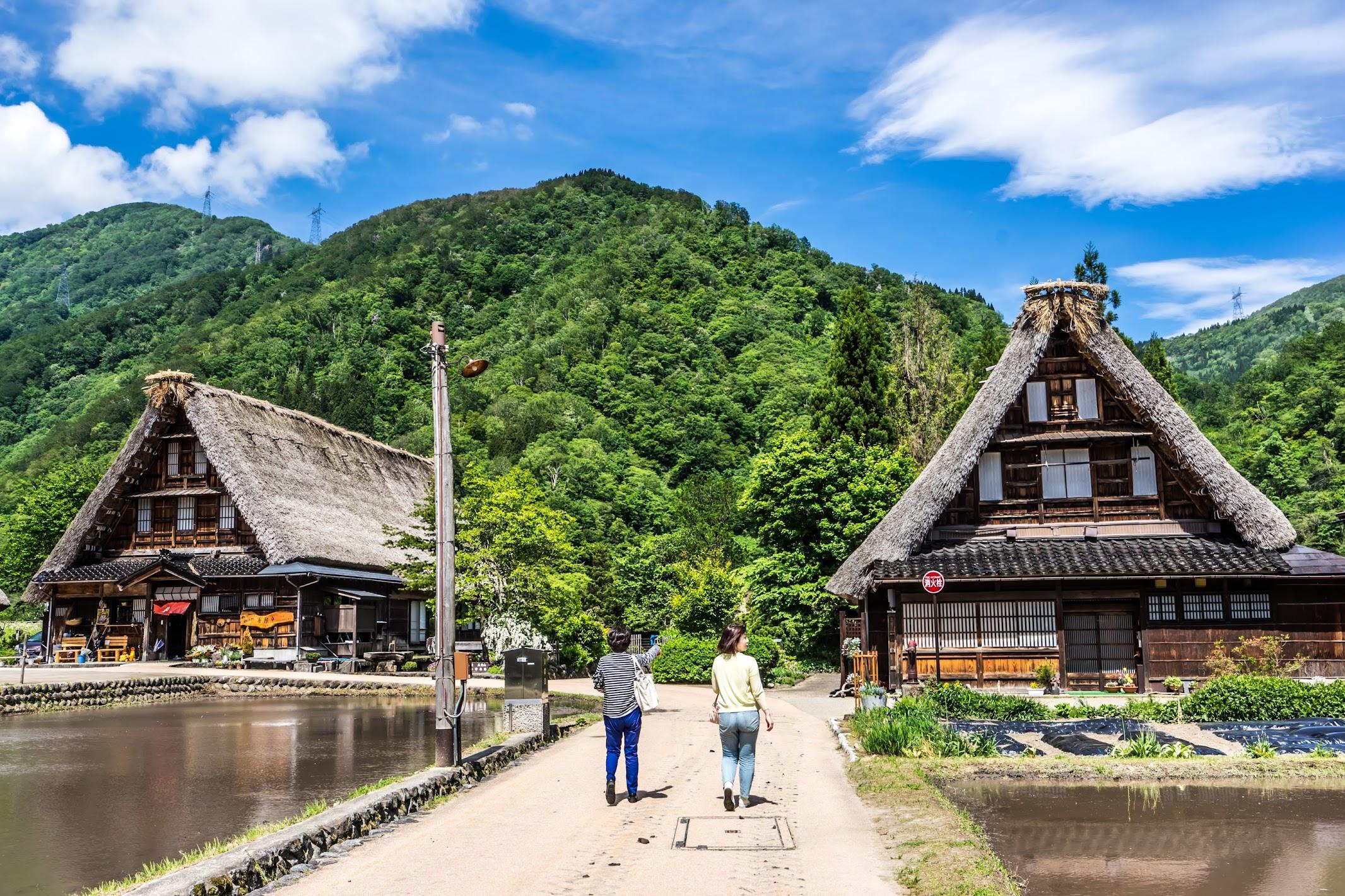 Gokayama Suganuma Gassho-zukuri Village2