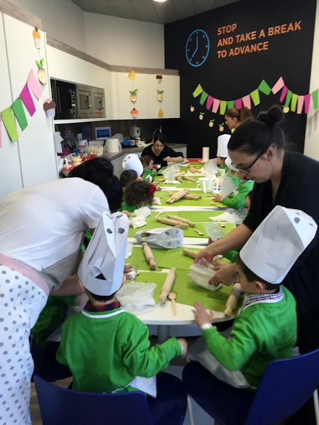 taller de cocina saludable mago en madrid