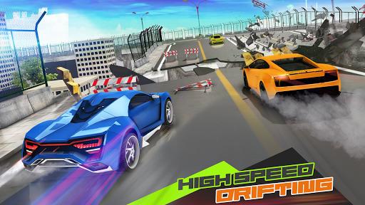 Ultimate Car Stunts : Extreme Car Stunts Racing 3D apktram screenshots 1