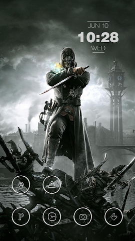 android Dark Warrior Screenshot 2