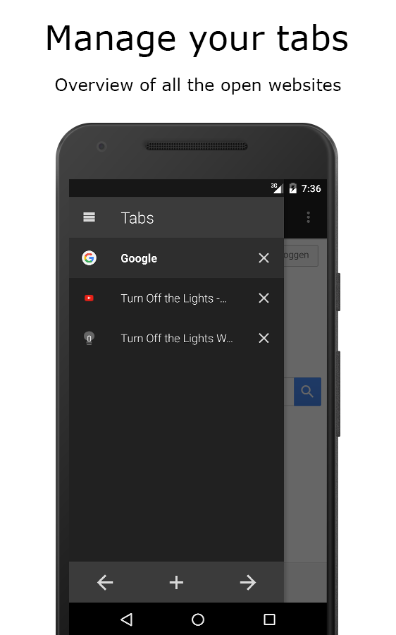 Turn Off the Lights for Mobile- screenshot