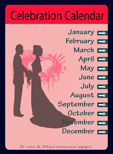 World Celebration Calendar