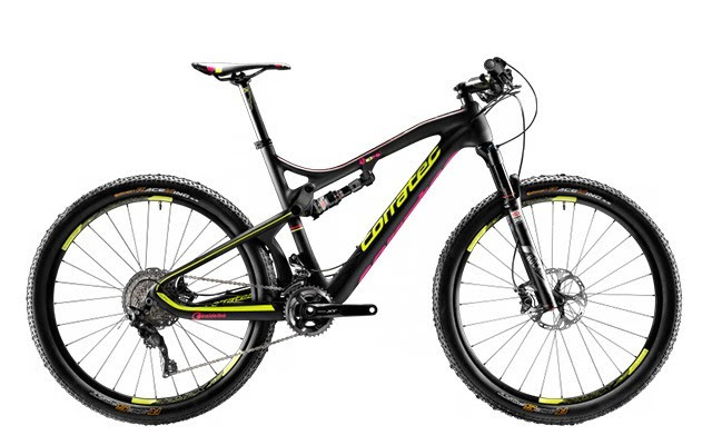 mountain bike dobles más bonitas 2016