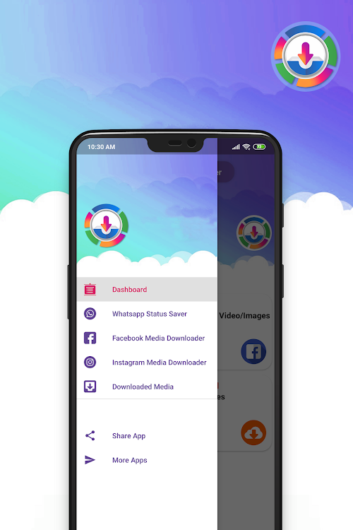 Status Saver For Whatsappdownload Fbinsta Videos