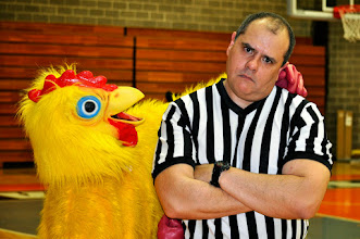 Photo: Chicken and Dean Jennings