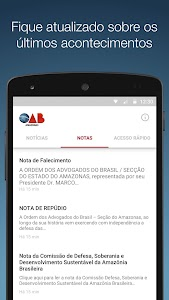 OAB-Amazonas screenshot 1