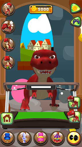 Talking Dinosaur 2.7 screenshots 7