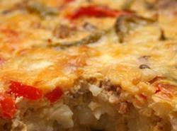 Fireman Bob's Robust Breakfast Casserole Recipe