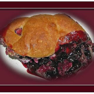 Blueberry Torte Dessert