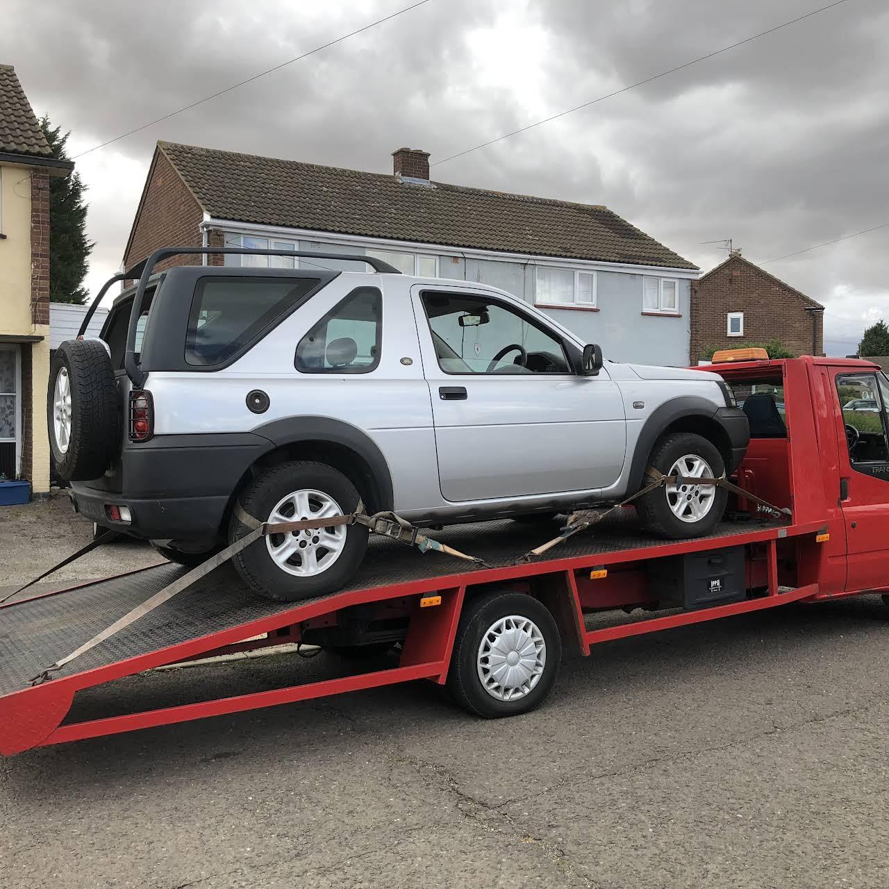 Scrap my car - Car Dealer