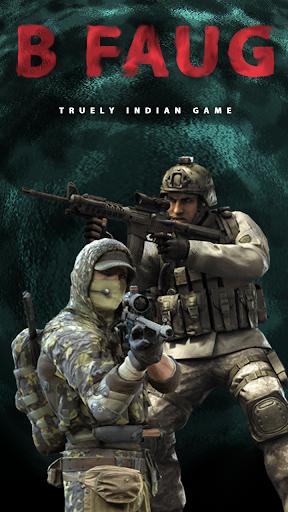 لقطات من لعبة B FAUG MOBILE (FAUJI) 2