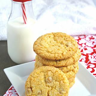 Spicy Caramel Corn Cookies