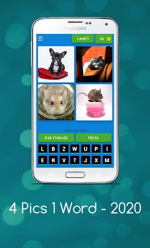 4 Pics 1 Word - 2020  screenshots 3