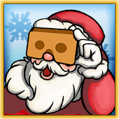VRSanta's Magic Sleigh