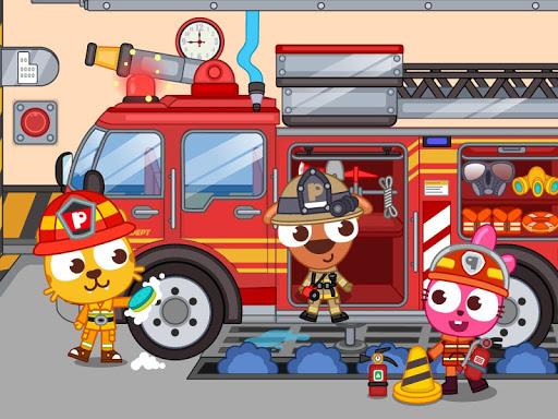 Papo Town Fire Department screenshots 11