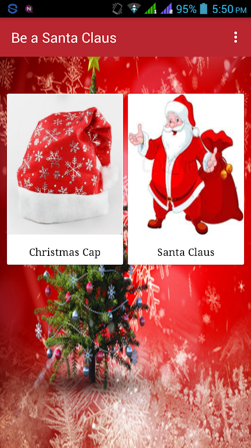 Be a Santa Claus- screenshot