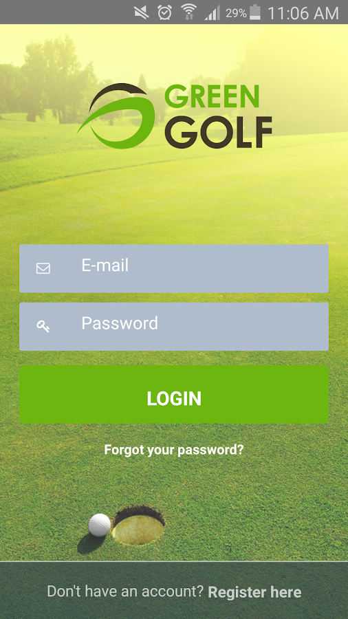 Green Golf- screenshot